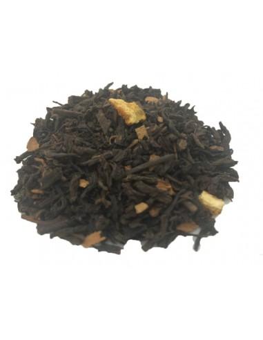 Cinnamon Red Tea- Lemon