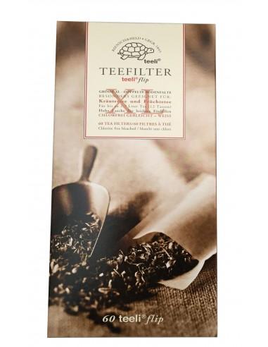 "Paper filter ""XL"" for teapot"
