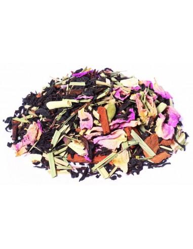 Organic Homemade Winter Tea