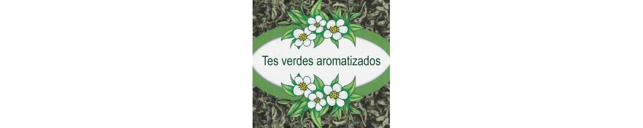 Té Verde Aromatizado